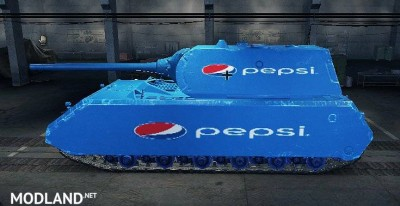 MAUS Pepsi Version 2.0 [9.22.0.1], 1 photo